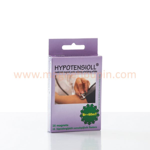 HYPOTENSIOLL - Medical magnets against low blood pressure