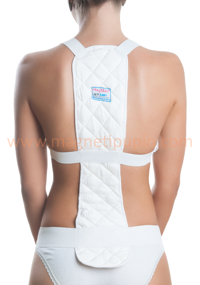 Magnetic System for the Upper Back and Lumbar Region - MAGNETI PUPIN