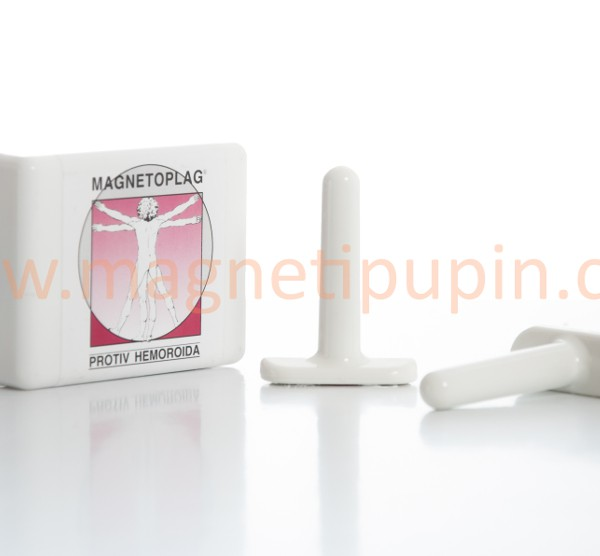 MAGNETOPLAG – against hemorrhoids (piles)