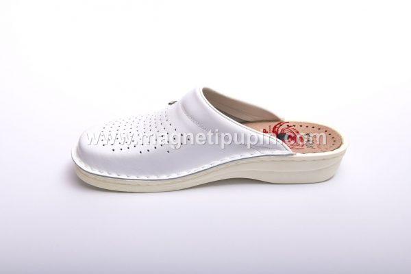 akma bele papuče