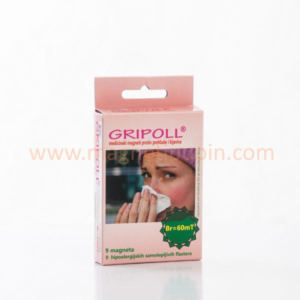 GRIPOLL - medical magnets against colds