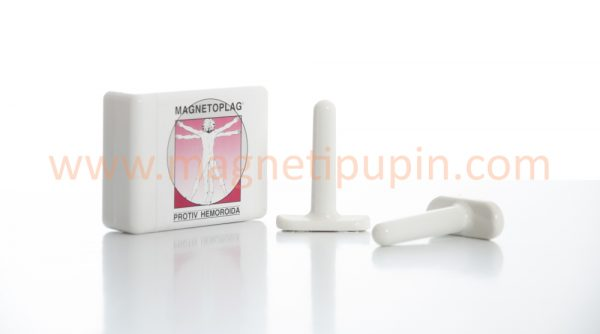 MAGNETOPLAG - against hemorrhoids