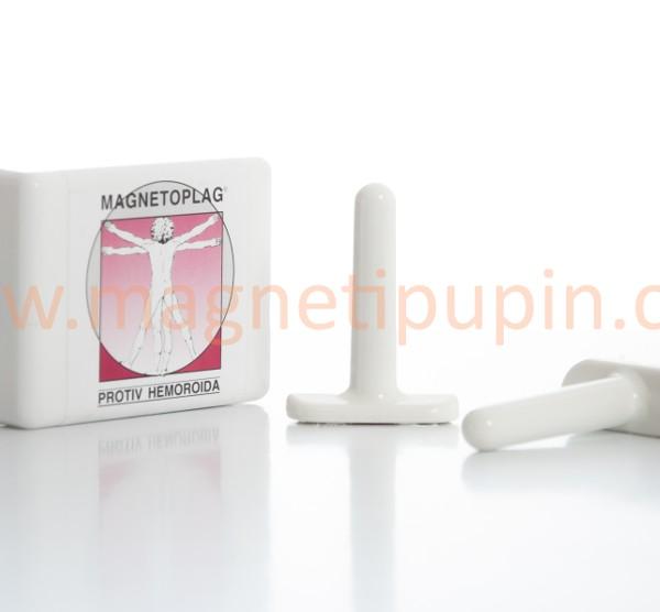 MAGNETOPLAG - against hemorrhoids
