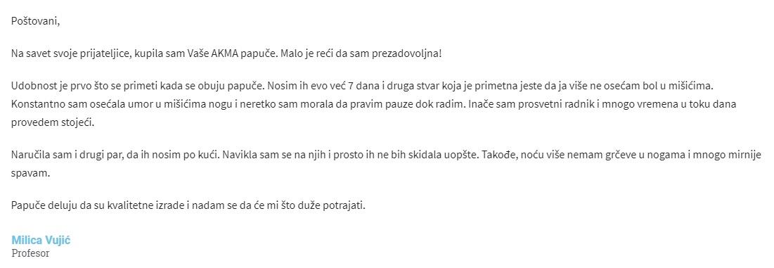Milica_Vujić - komentar